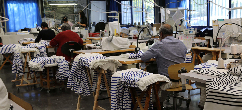 atelier de fabrication en france de la marque Orcival