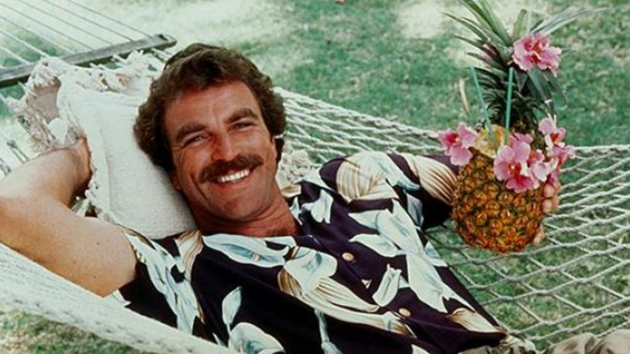 tom selleck magnum chemise hawaïenne